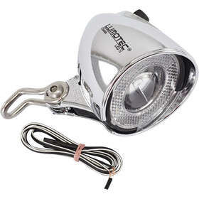 Busch + Müller Lumotec Classic N LED-Koplamp, silver